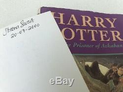 Harry Potter Complete Uk Bloomsbury Première Série Edition 7 Livres Reliés