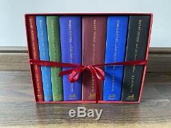 Harry Potter Deluxe Edition Complete Set In Box