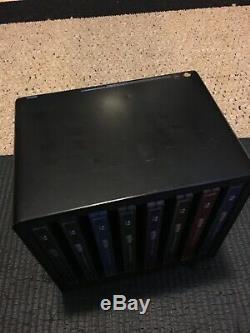Harry Potter Edition Limitée Steelbook Blu-ray Collection Complète De 8 Films Lire