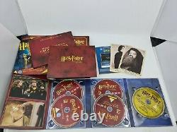 Harry Potter Ensemble Complet 1-7 Ultimate Edition Blu-ray
