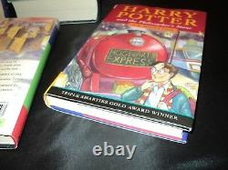 Harry Potter Ensemble Complet De 7 Hardback Bloomsbury Edition Books New Old Stock