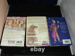 Harry Potter Ensemble Complet De 7 Hardback Bloomsbury & Ted Smart Books Set 2