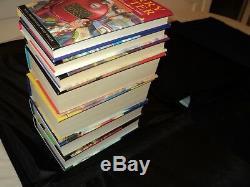 Harry Potter Ensemble Complet De 7 Livre Relié Bloomsbury Books Édition New Old Stock