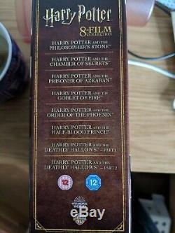 Harry Potter - Ensemble Complet De 8 Films De La Collection De Films (4k Ultra Hd + Blu-ray) Scellé