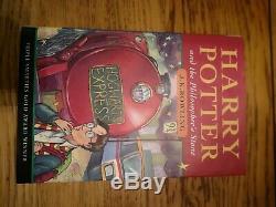 Harry Potter Ensemble Complet Livres Cartonnés First Editions Livre J. K. Rowling Complète