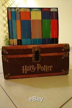 Harry Potter Et Uk Nous Version Complète Boxed Set