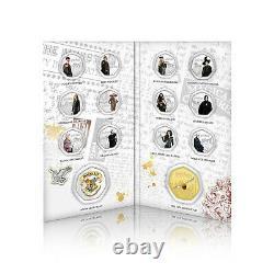 Harry Potter Gifts Edition Limitée Collection De Pièces En Forme 50p Collectable