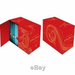Harry Potter Hardback, Une Collection Complète De 7 Livres, Par J. K. Rowling