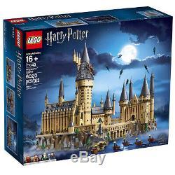 Harry Potter Hogwarts Legos # 71043 Plus De 6000 Pièces, 100% Complet, Extra, Lisez
