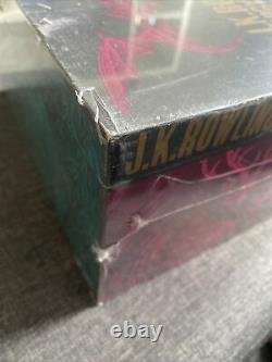 Harry Potter La Collection Complète 7 Hardback Boîte Livres Pour Adultes J. K. Rowling