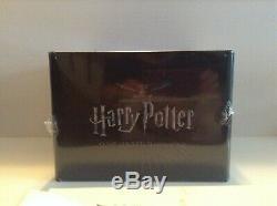 Harry Potter La Collection Complète 8 Édition Limitée Steelbook (blu-ray) Nouveau