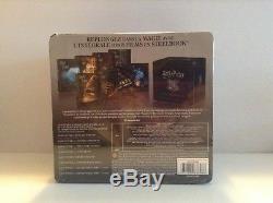 Harry Potter La Collection Complète 8 Steelbook En Édition Limitée (blu-ray) Nouveau