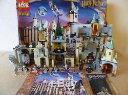 Harry Potter Lego 4709 Le Château De Poudlard En Boîte Et Complet Lego 1ère Édition