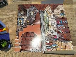 Harry Potter Lego 4721 Hogwart's Classroom Complete Boxed Rare