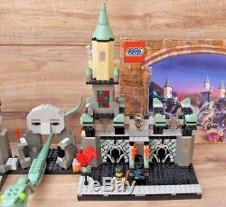 Harry Potter Lego 4730 Chambre Des Secrets 100% Euc Complete + Manuel