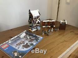 Harry Potter Lego 4756 Cabane Hurlante 100% Avec Des Instructions