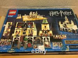 Harry Potter Lego 4757 Château De Poudlard Second Edition Rare Livré Complet