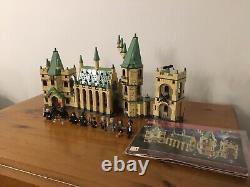Harry Potter Lego 4842 Château De Poudlard (4e Édition) 100% Complete & Boxed