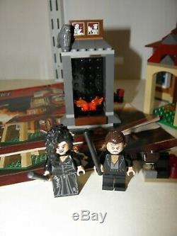 Harry Potter Lego Set # 4840 Le Burrow, Withinstructions Complète