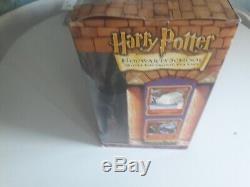 Harry Potter Mattel Château De Poudlard Nib 2001 Polly Pocket Électronique Complète