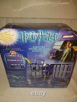Harry Potter Mini Collection Complete Lot Snape Classroom 3 Pack Knight Bus