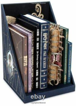 Harry Potter Page À L'écran Voyage Complet De Réalisation De Films (collectors Edition)
