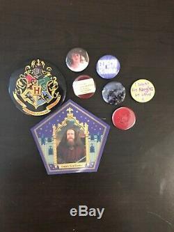 Harry Potter Paquet / Lot Articles Nouveaux Et D'occasion! Série Complète Et Plus
