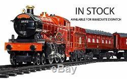 Harry Potter Poudlard Express Complete Set Train Télécommande R1268 Hornby Nouveau