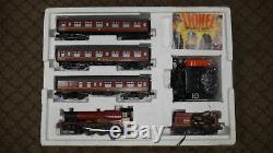 Harry Potter Poudlard Express Lionel Chars Train 7-11020 Complet En Boîte