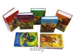 Harry Potter Série Complète De Livres J. K. Rowling 7 Vol. Nouveau Ukrainien