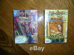 Harry Potter Tcg Complète Plusieurs Sets Plus De Nombreux Bonus, Vraiment Excellent