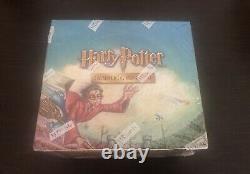 Harry Potter Tcg Trading Card Booster Boîte De Jeu Complet De 5 Wotc