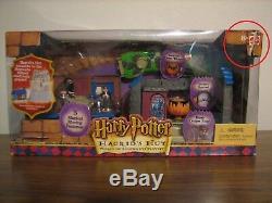 Harry Potter Terminez Les Ensembles De Jeu Nib Le Château De Poudlard Et 3 Autres
