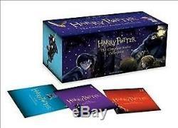 Harry Potter The Complete Audio Collection, Livre Broché De Rowling, J. K. Fry