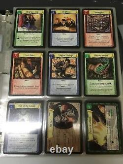 Harry Potter Trading Card Game Tcg Complete Base Set Of 116 Cards Ccg Mint Htf