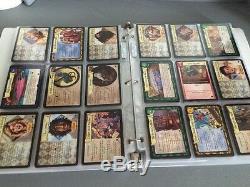 Harry Potter Trading Cards Collection Complète Non Foil Tout Ensemble Cos Aah Da Qui