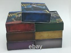 Harry Potter Ultimate Edition Blu Ray Ensemble Complet (1-7)