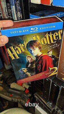 Harry Potter Ultimate Edition Blu-ray Ensemble Complet 1-7