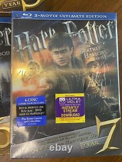 Harry Potter Ultimate Edition Ensemble Complet