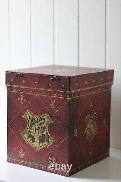Harry Potter Wizard's Collection 31 Disques Collection All On Blu-ray& DVD Complet