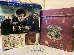 Harry Potter Wizards Collection Set 31 Coffre À Disque Complet