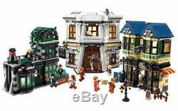 Htf Lego Harry Potter Diagon Alley 100% Complète 10 217 - Impeccable