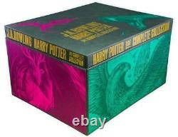 J K Rowling Harry Potter La Collection Complète 7 Hardback Box Set Books Box Se