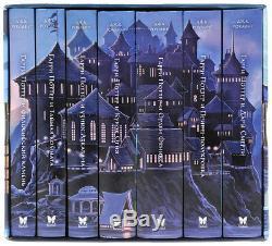 J. K. Rowling Harry Potter. The Complete Collection / 7 Set Livres En Boîte En Russe