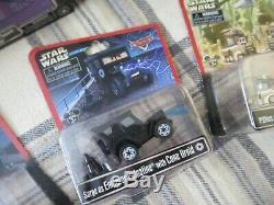 Jeu Complet De Star Wars Cars Star Wars (série 3) 2015, 1er Jour