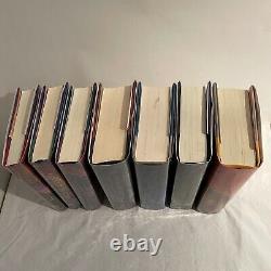 L'ensemble Complet (7 Livres) Première Édition Harry Potter Série État De La Menthe