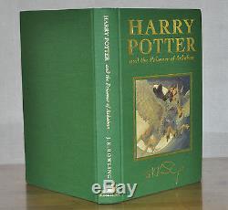 L'ensemble Complet Presque Parfait Des 1 / 1ers Impressions De Luxe. K. Rowlingharry Potter