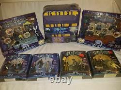 La Collection Complète 2003 De Harry Potter Mini Collection Nib Mattel Rare