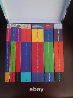 La Collection Complète Harry Potter Bloomsbury, Rare Nuit Étoilée Hogwarts