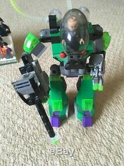 La Pleine Collection Complète De 210 Lego DC Comics & Minifigures 3 Grandes Figures